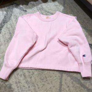 Champion Reverse Weave Warm Up sweatshirt